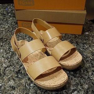 c738c0ab877 Kork-Ease Shoes - Korks by Kork-Ease Truett Black Sandal
